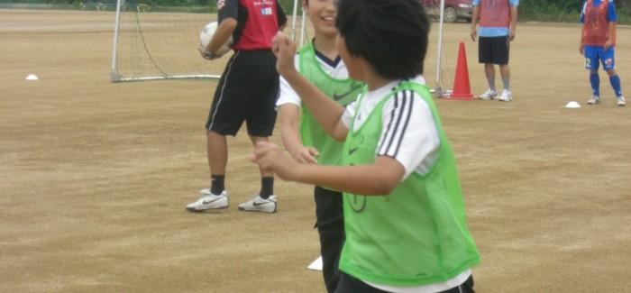 親子スポーツクリニック2010 | プライドリームス埼玉